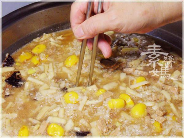 飯料理-竹筍鹹飯18.JPG