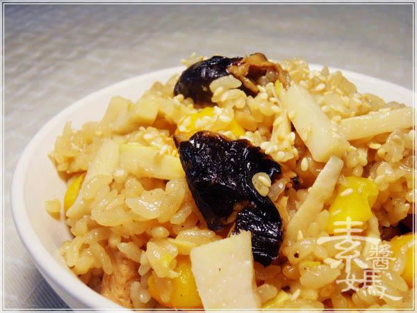 飯料理-竹筍鹹飯20.JPG