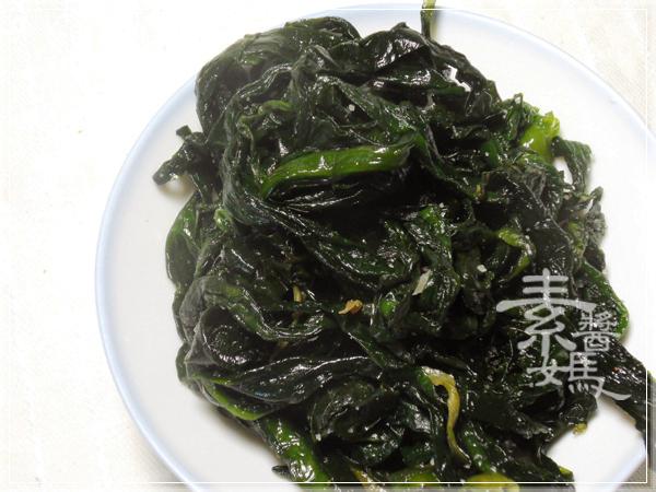 涼拌料理 - 涼拌海帶芽02.jpg