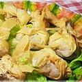 新年年菜料理-點心 芋泥黃雀11.jpg