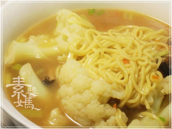 當季料理-花椰菜炒飯&花椰菜湯麵20