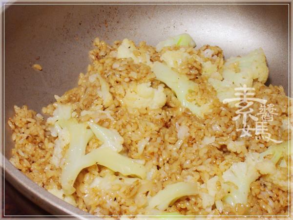 當季料理-花椰菜炒飯&花椰菜湯麵11