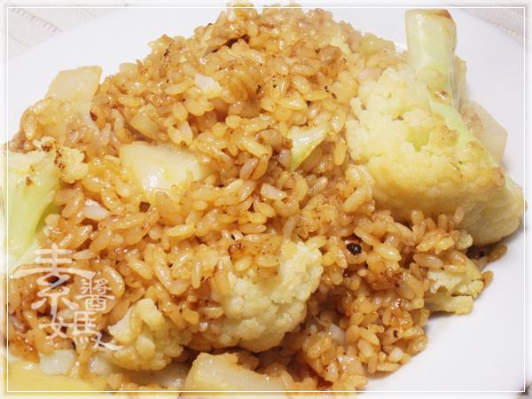 當季料理-花椰菜炒飯&花椰菜湯麵13