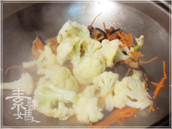 當季料理-花椰菜炒飯&花椰菜湯麵16