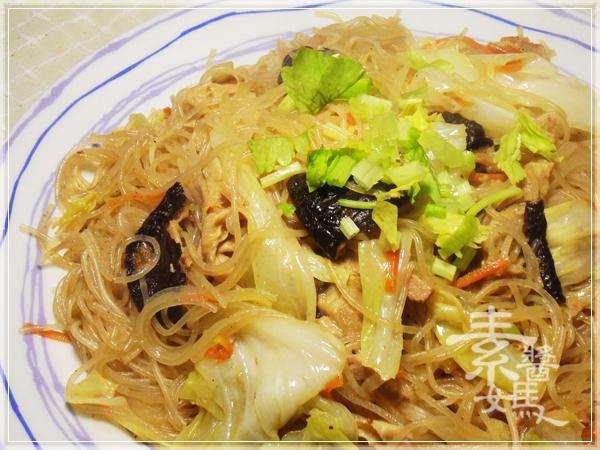 美味家常菜-炒埔里水粉16
