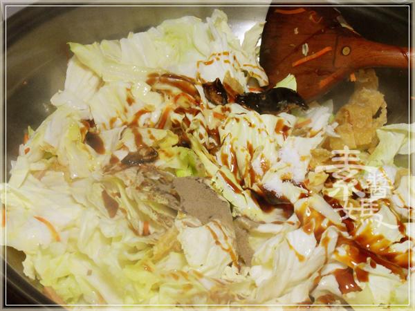 美味家常菜-炒埔里水粉09