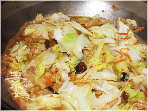 美味家常菜-炒埔里水粉10