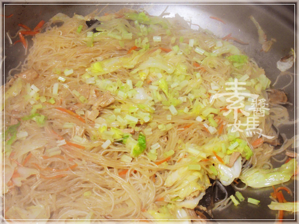 美味家常菜-炒埔里水粉14
