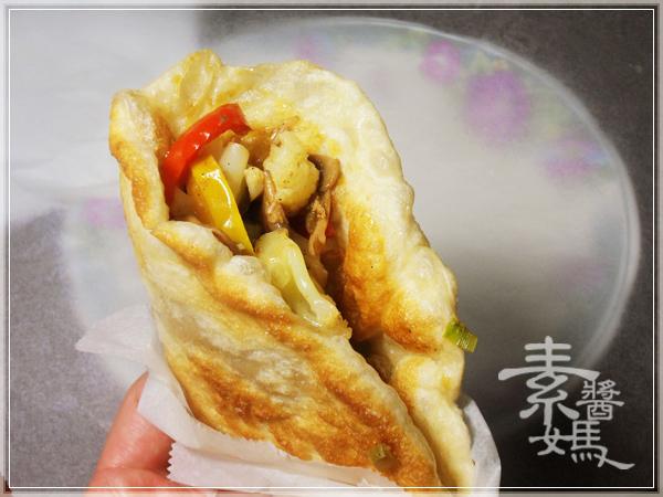 美味小吃-磨菇半月燒28