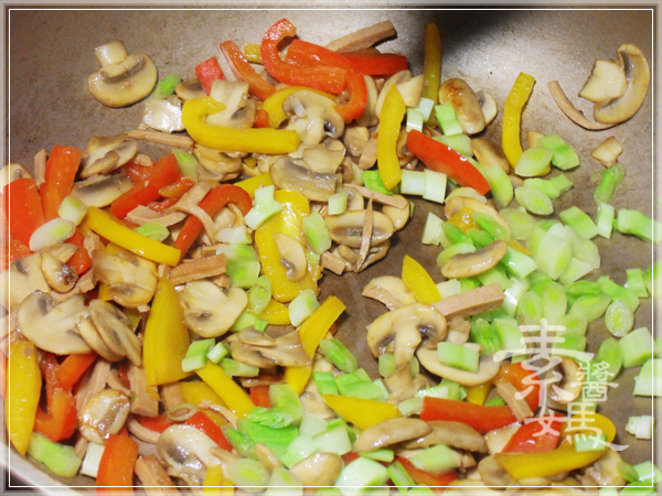 美味小吃-磨菇半月燒10