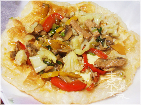 美味小吃-磨菇半月燒24