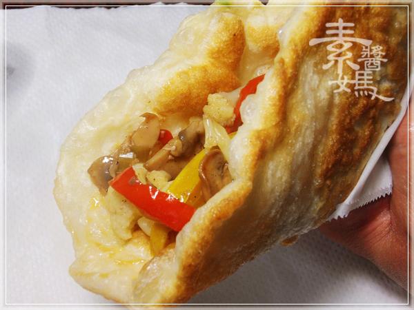 美味小吃-磨菇半月燒25
