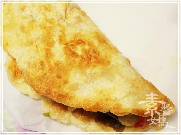 美味小吃-磨菇半月燒27