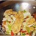 美味家常菜-素回鍋肉15
