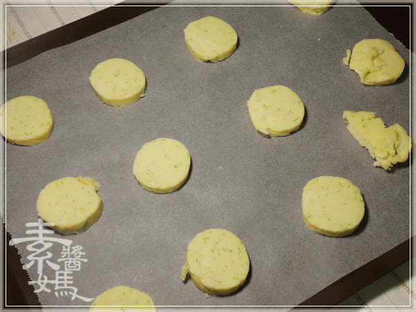 手工餅乾製作-檸檬餅乾15