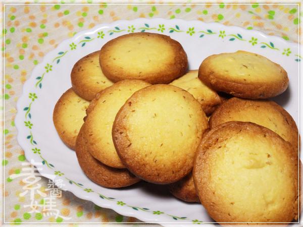 手工餅乾製作-檸檬餅乾16