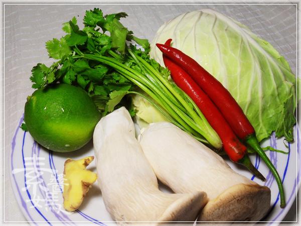 泰式料理-素食泰式椒麻雞02