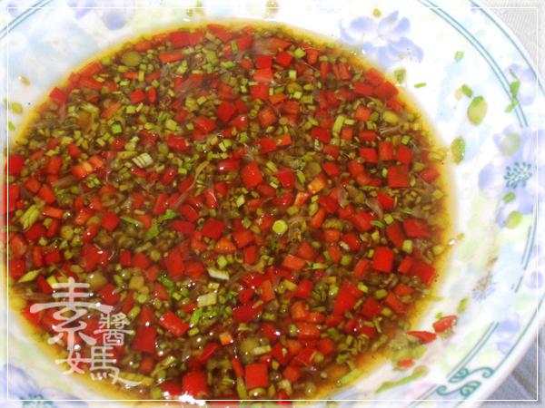 泰式料理-素食泰式椒麻雞11