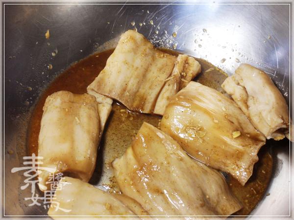 泰式料理-素食泰式椒麻雞13
