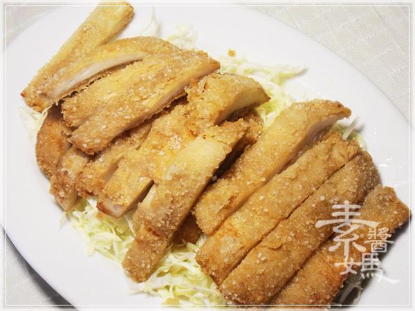 泰式料理-素食泰式椒麻雞19