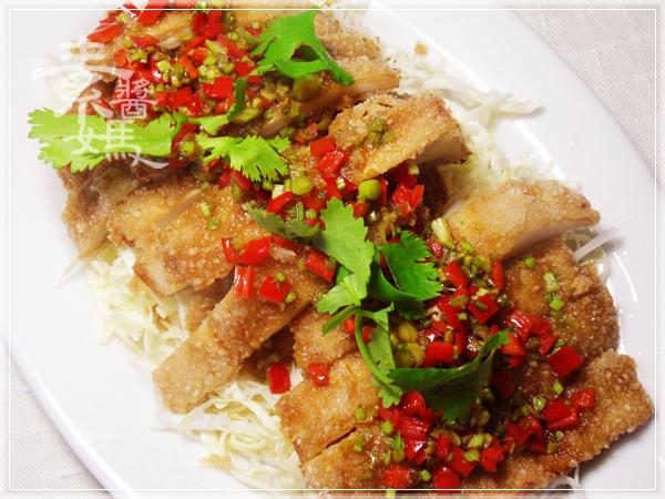 泰式料理-素食泰式椒麻雞21