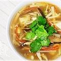 台灣小吃-榨菜酸辣湯13