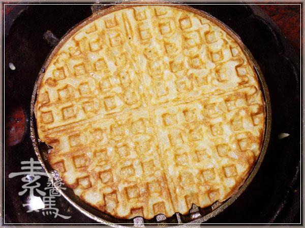 焦糖蘋果優格鬆餅(+無奶蛋版本)14