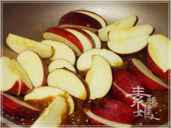 焦糖蘋果優格鬆餅(+無奶蛋版本)30