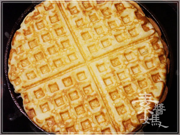 焦糖蘋果優格鬆餅(+無奶蛋版本)39