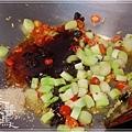 炒豆豉草菇(素豆豉蚵)18