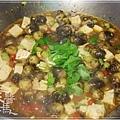 炒豆豉草菇(素豆豉蚵)26
