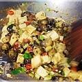 炒豆豉草菇(素豆豉蚵)27