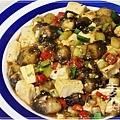 炒豆豉草菇(素豆豉蚵)29