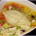 馬鈴薯餃&什錦蔬菜湯24