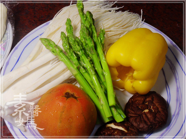 馬鈴薯餃&什錦蔬菜湯10
