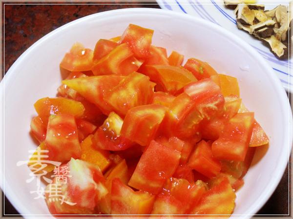 馬鈴薯餃&什錦蔬菜湯12