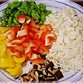 馬鈴薯餃&什錦蔬菜湯13