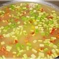 馬鈴薯餃&什錦蔬菜湯19