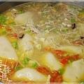馬鈴薯餃&什錦蔬菜湯22