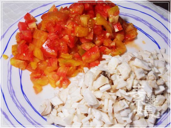 焗烤番茄義大利麵(免烤箱)10
