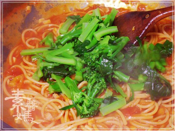 焗烤番茄義大利麵(免烤箱)18