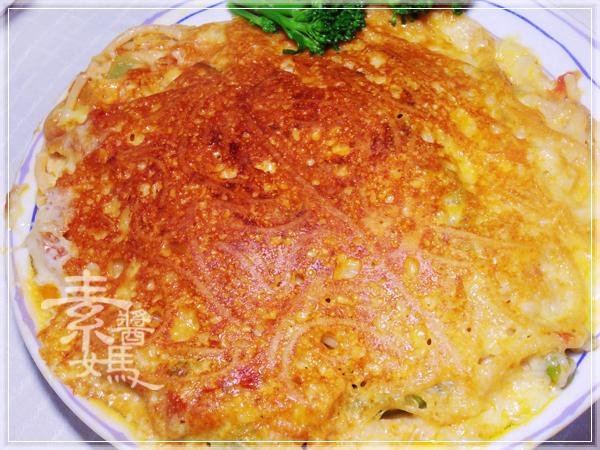 焗烤番茄義大利麵(免烤箱)22