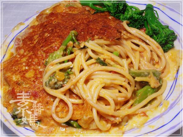焗烤番茄義大利麵(免烤箱)24