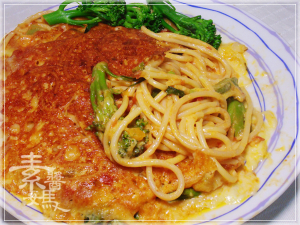 焗烤番茄義大利麵(免烤箱)25