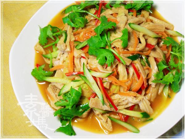 開胃料理-泰式雞肉沙拉12