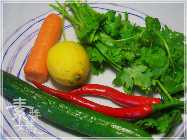 開胃料理-泰式雞肉沙拉06