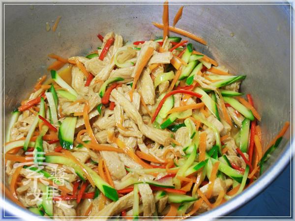開胃料理-泰式雞肉沙拉09
