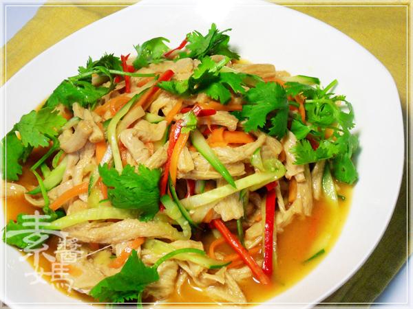 開胃料理-泰式雞肉沙拉10