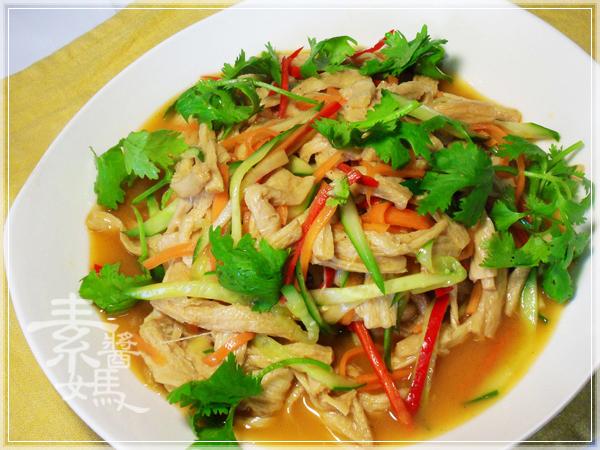 開胃料理-泰式雞肉沙拉11