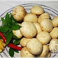 素食快炒料理-素炒螺肉(炒磨菇)02